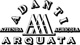 Cantine Adanti – Arquata – Azienda Agricola (white logo)