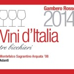 Vini Italia - Riconoscimento Cantine Adanti