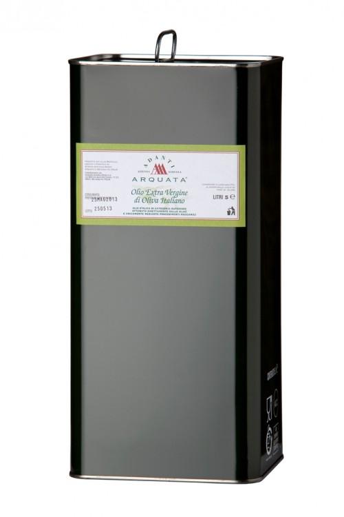 Olio extra vergine oliva lattina 5 LT. - Cantine Adanti