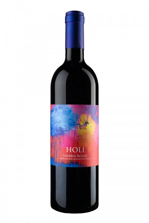 "Vino ""Holi"" Umbria Rosso I.G.T. - Cantine Adanti"