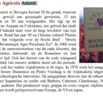 Sagrantino di Montefalco – Wijnkring Belgio